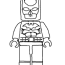 easy lego coloring pages