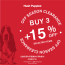design village hush puppies promotion